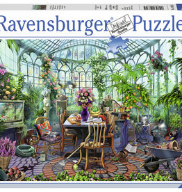 Ravensburger Greenhouse Morning 500pc