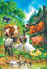Ravensburger Animal Get Together 100pc Puzzle