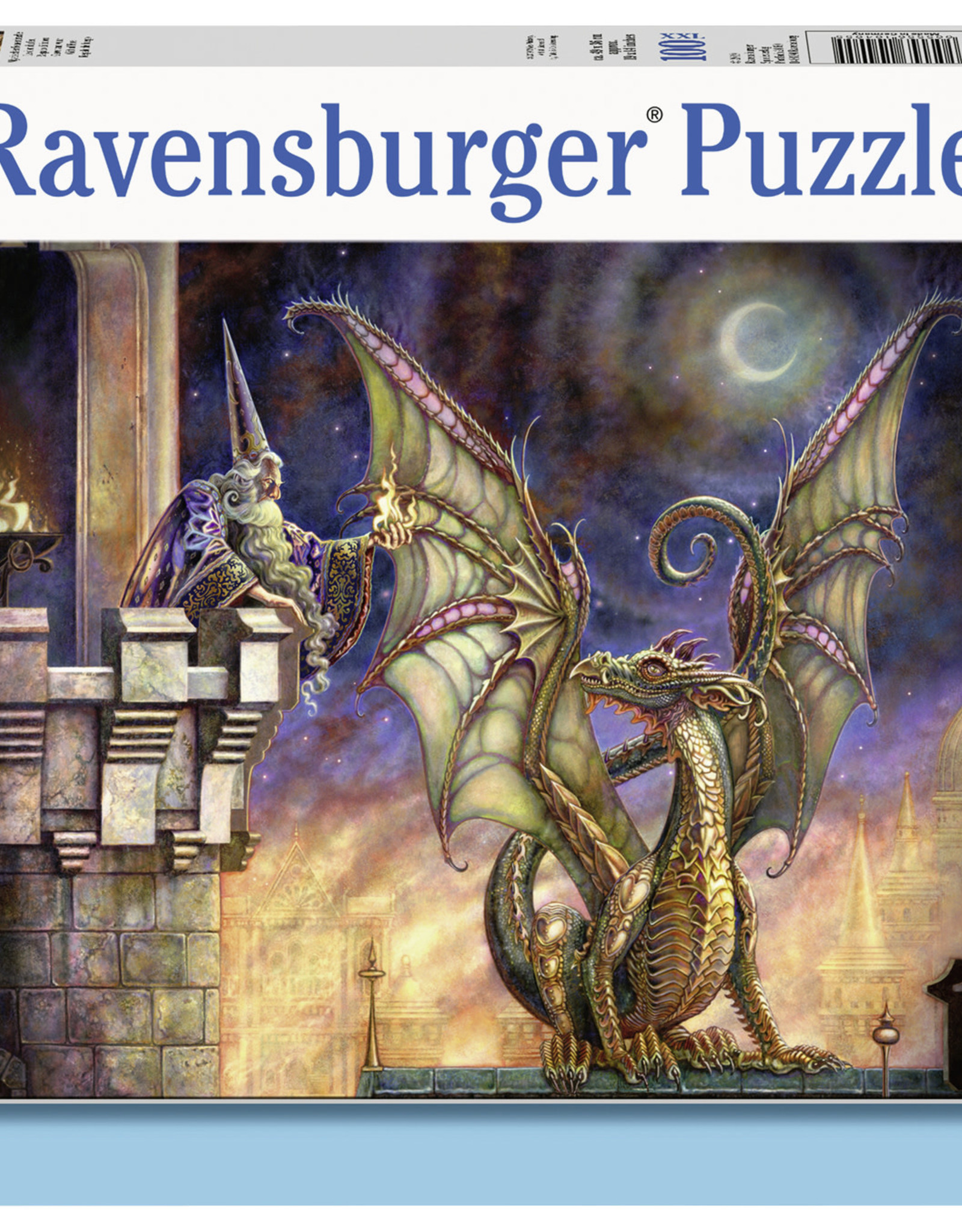 Ravensburger Gift of Fire 100pc Puzzle
