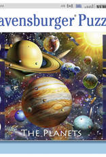 Ravensburger The Planets 100pc Puzzle