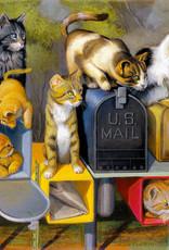 Ravensburger Cat's Got Mail 300pc Puzzle Large Format
