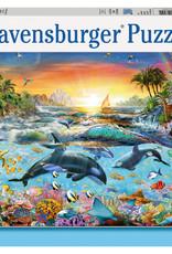 Ravensburger Orca Paradise 200pc Puzzle