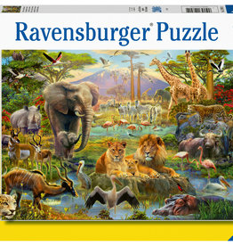 Ravensburger Animals of the Savannah 200pc