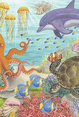 Ravensburger Oceans Friends 35 pc Puzzle