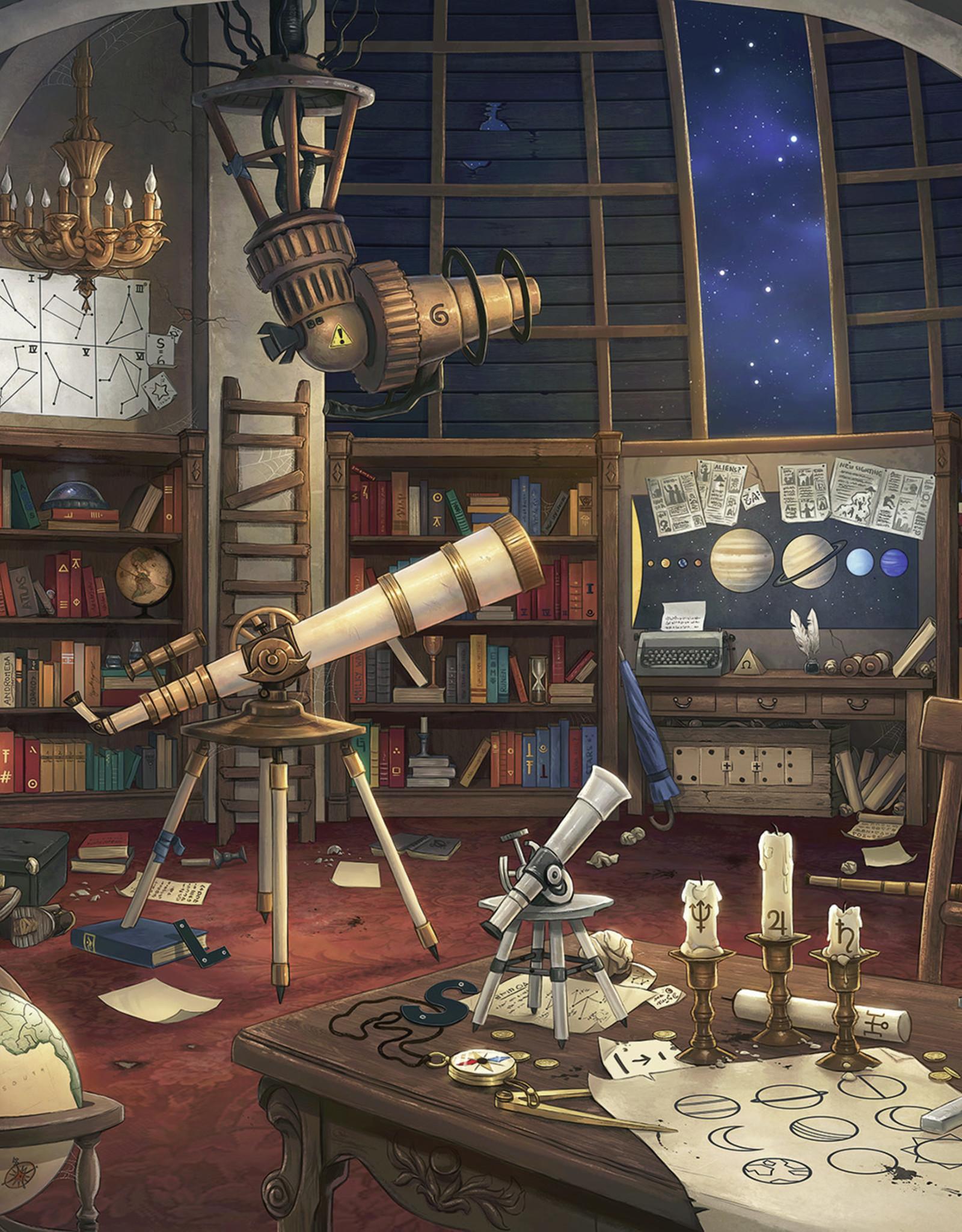 Ravensburger Space Observatory Escape Puzzle 759pc