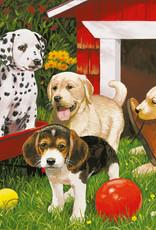 Ravensburger Puppy Party 60pc Puzzle