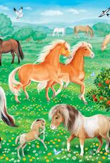 Ravensburger Horse Meadow 60pc Puzzle