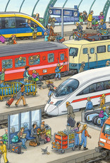 Ravensburger Railway Station 60pc Puzzle