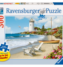 Ravensburger Sunlit Shores 300pc Puzzle Large Format