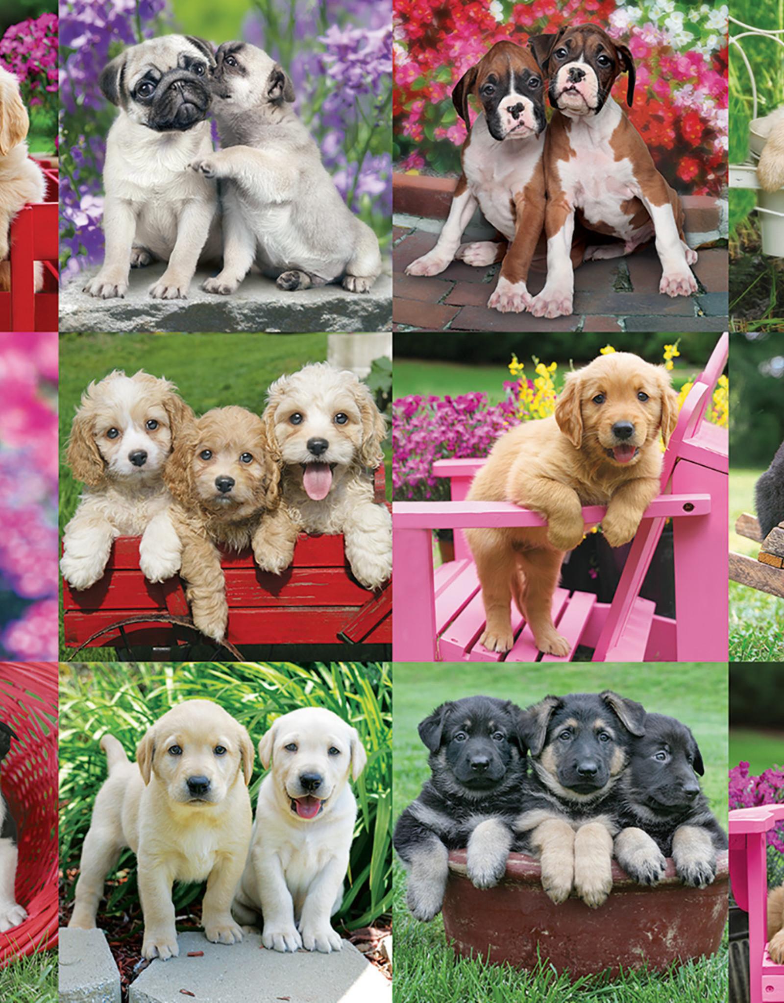 Ravensburger Puppy Pals 500pc Puzzle