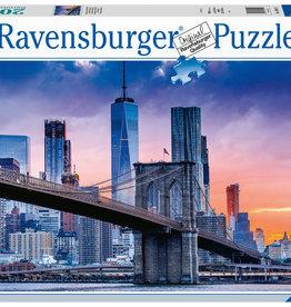 Ravensburger Skyline New York 2000pc