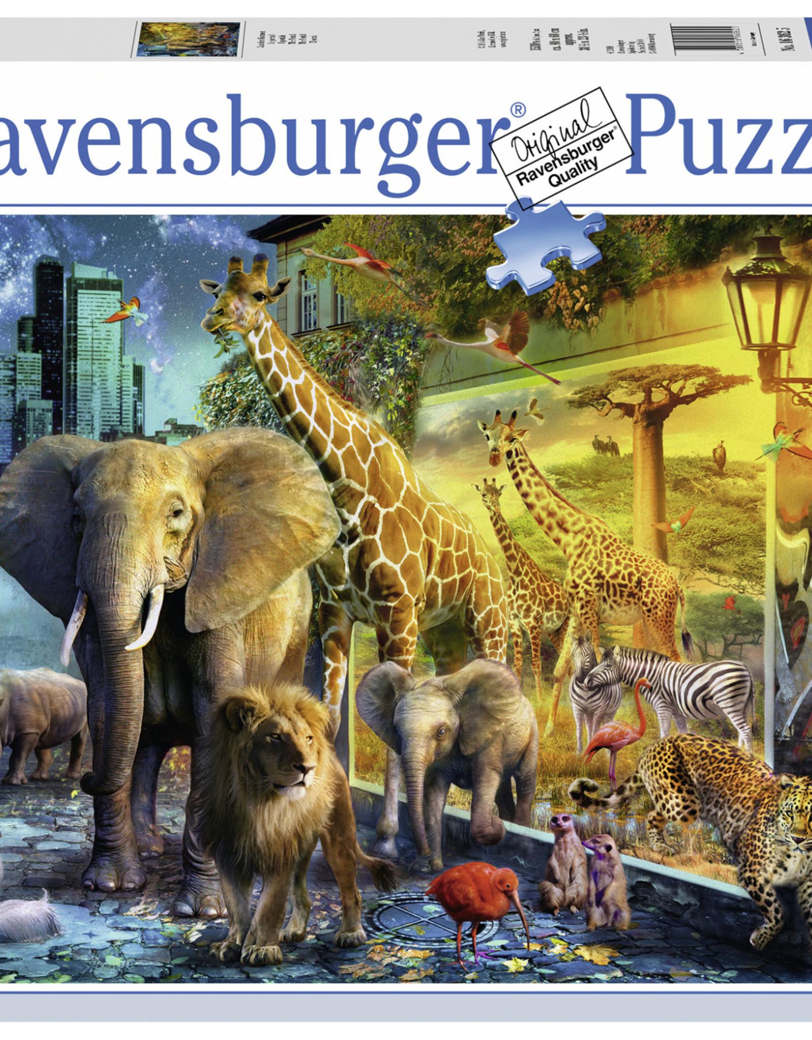 Ravensburger The Portal 1500pc Puzzle
