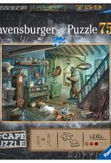 Ravensburger Forbidden Basement 759pc Escape Puzzle