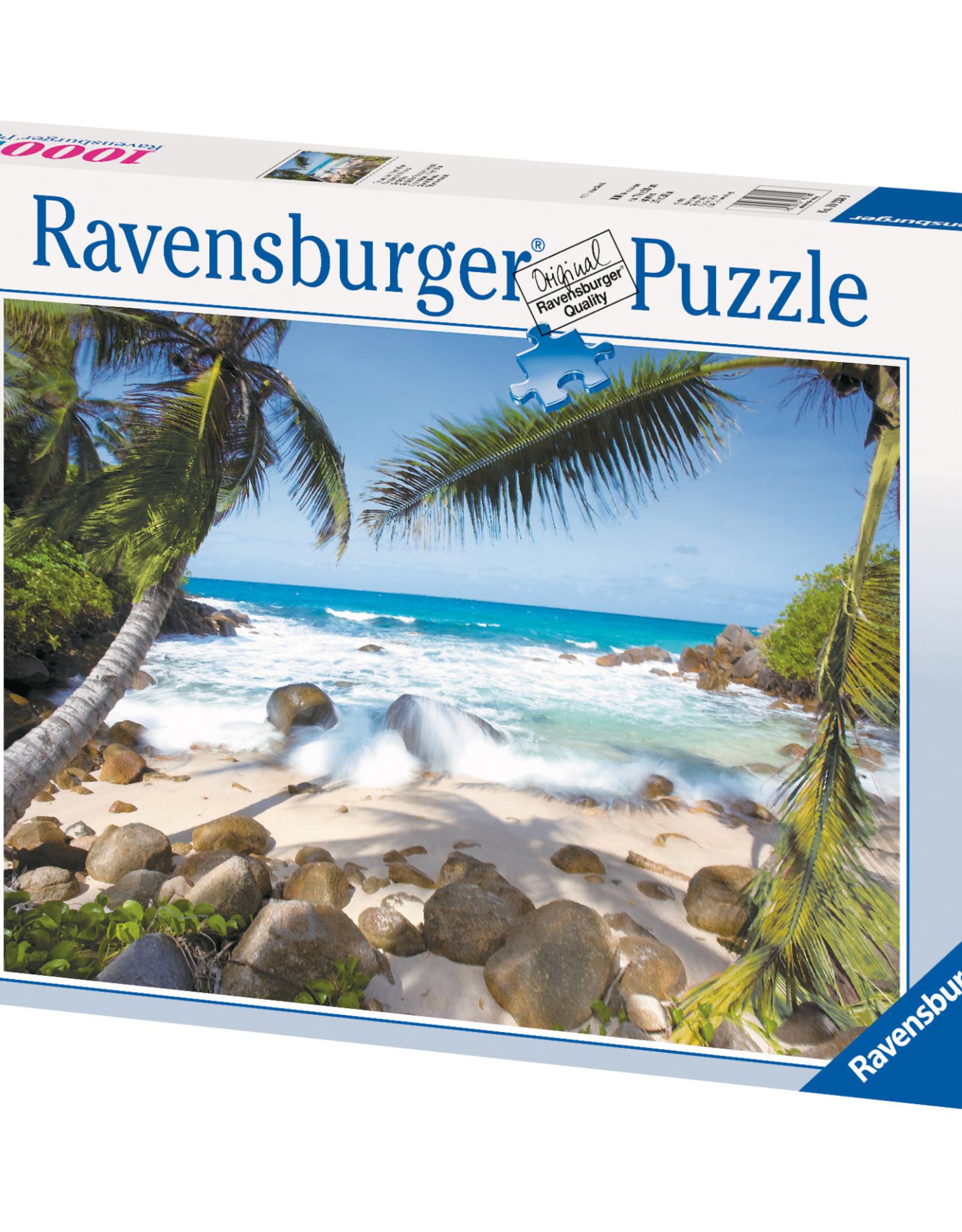 Ravensburger Seaside Beauty 1000pc Puzzle