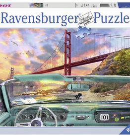 Ravensburger Golden Gate 1000pc Puzzle