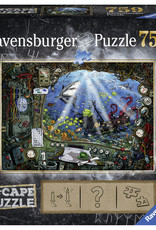 Ravensburger Submarine Escape Puzzle 759pc