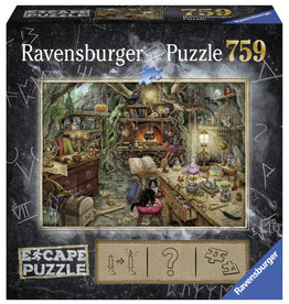 Ravensburger Witch's Kitchen Escape Puzzle 759pc
