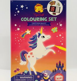 Tiger Tribe Coloring Set - Unicorn Magic