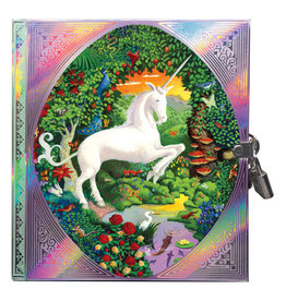 eeBoo Unicorn Diary with Lock