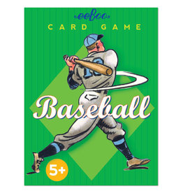 eeBoo Baseball Card Game