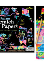 eeBoo Pattern Scratch Papers