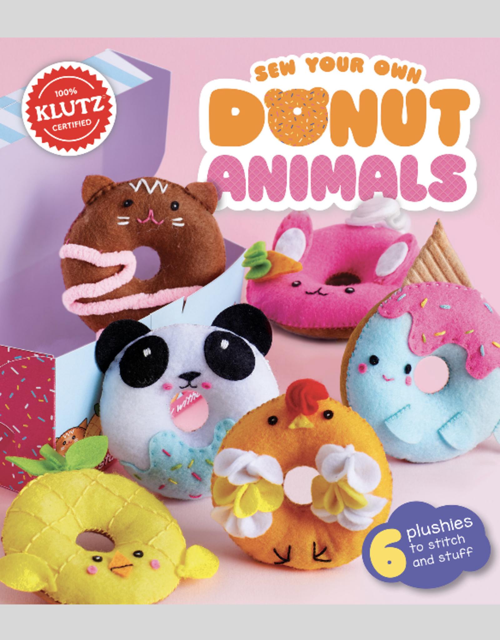 Klutz Sew Your Own Donut Animals