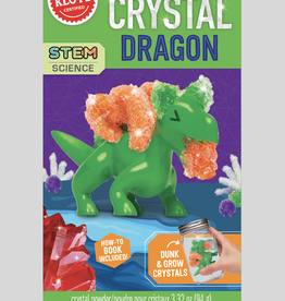Klutz Mini Kit: Grow Your Own Crystal Dragon