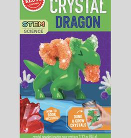 Klutz Mini Kit: Grow Your Own Crystal Dragon