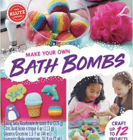 Klutz Make Your Own Bath Bombs