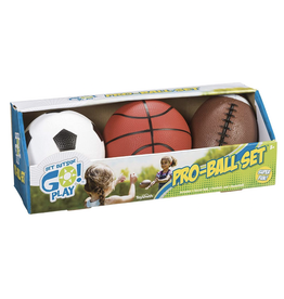 Get Outside, GO! Pro-Ball Set