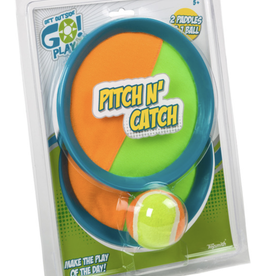 Get Outside, GO! Pitch N' Catch