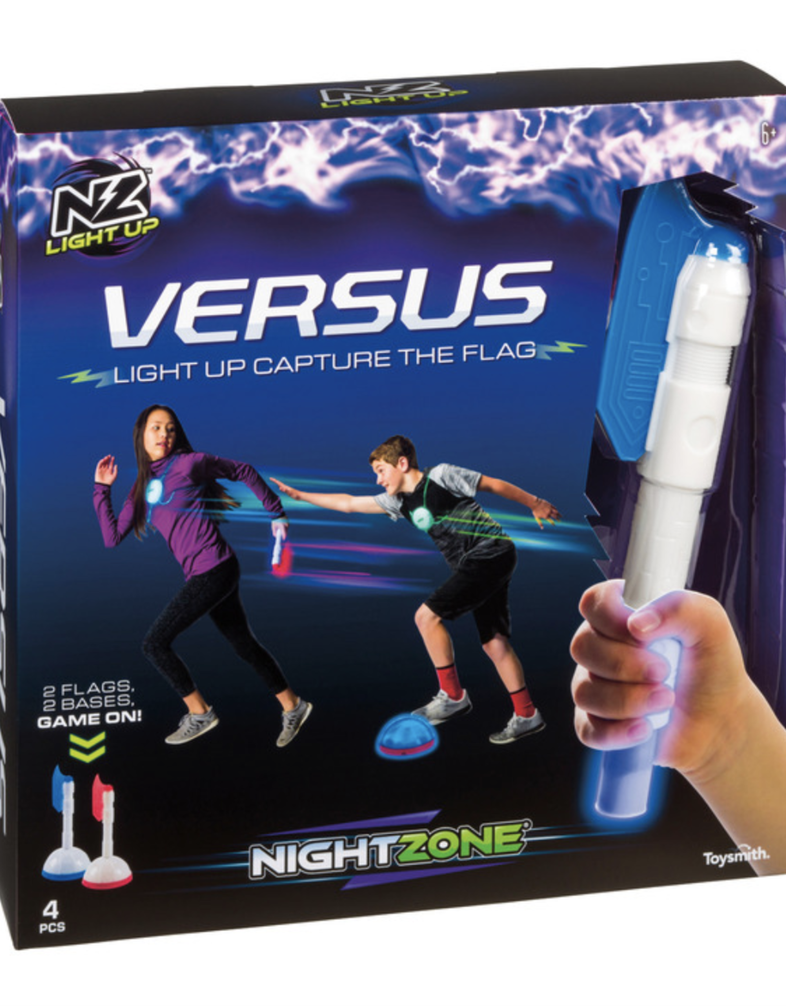 NightZone NightZone Versus Capture The Flag