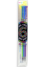 Ooly Six Click Colored Gel Pen - Neon