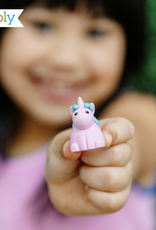 Ooly Unique Unicorns Scented Erasers - Strawberry