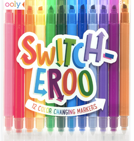 Ooly Switch-eroo! Color Changing Markers