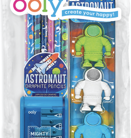 Ooly Astronauts Happy Pack