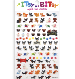 Ooly Itsy Bitsy Stickers - Poochies