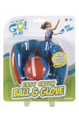 Get Outside, GO! Easy Catch Ball & Glove