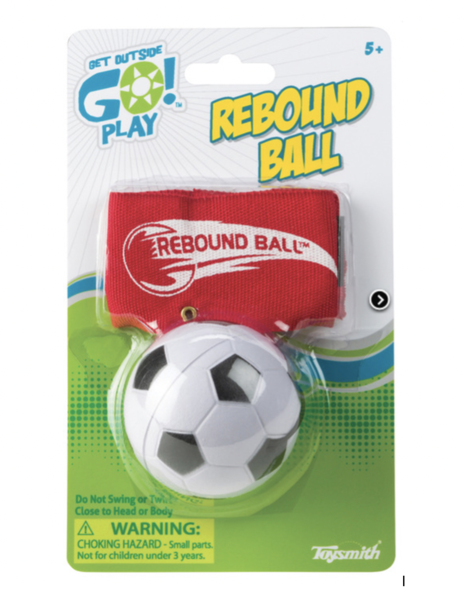 Get Outside, GO! Rebound Ball