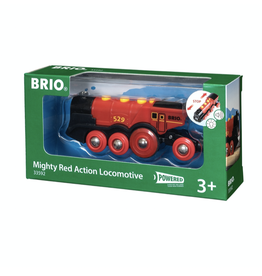 Brio Brio - Mighty Red Action Locomotive