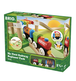 Brio Brio - My First Railway Beginner Pack