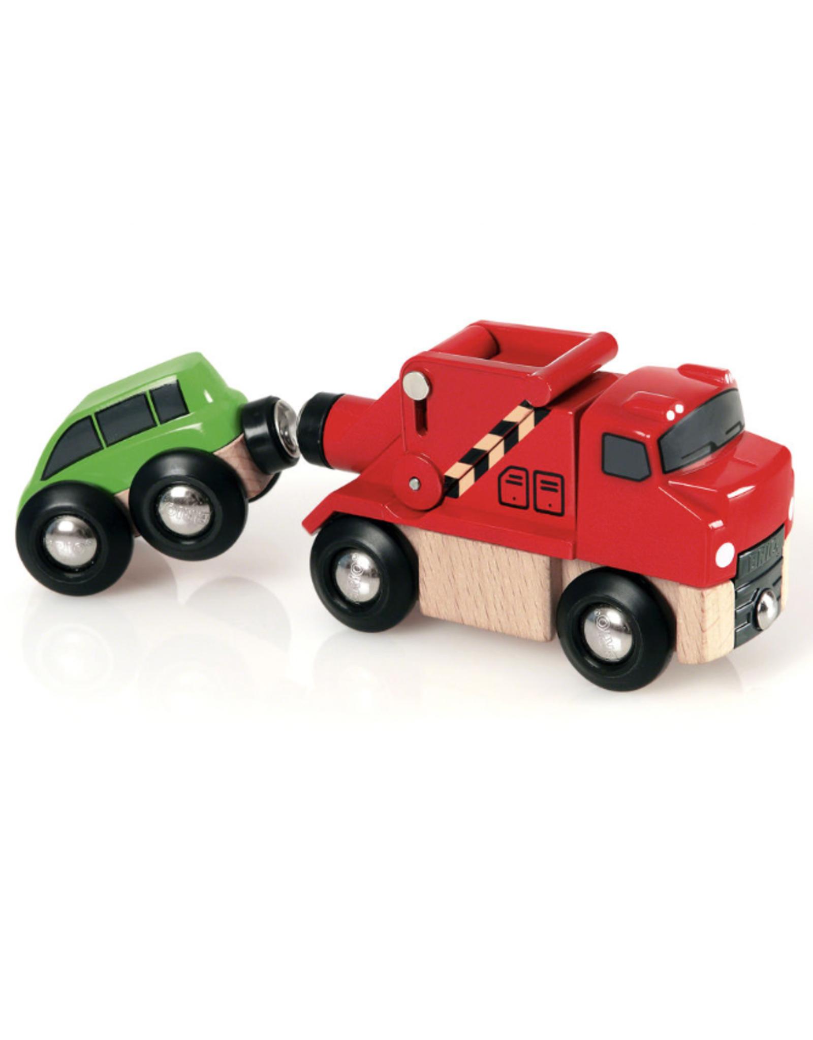 Brio Brio - Tow Truck