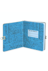 MindWare Lock and Key Diary: Password Required
