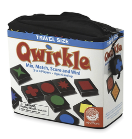 MindWare QWIRKLE Travel Size
