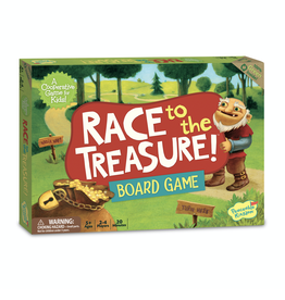 Peaceable Kingdom Race to the Treasure!