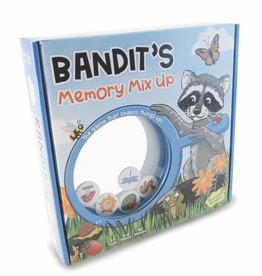 Peaceable Kingdom Bandit's Memory Mix Up
