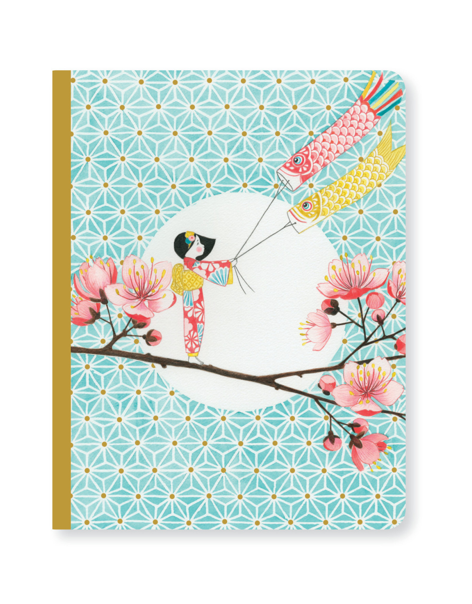 Lovely Paper Misa Notebook