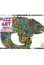 Djeco Puzz'art Chameleon 150pc Puzzle