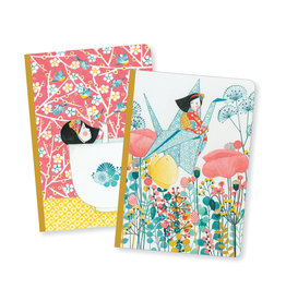 Lovely Paper Misa Notebooks - Set of 2