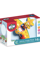 WOW Toys WOW Toys - Johnny Jungle Plane
